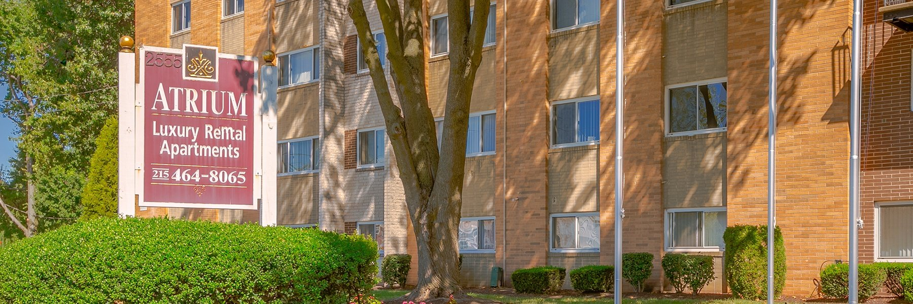 Atrium Apartments For Rent in Philadelphia, PA Welcome